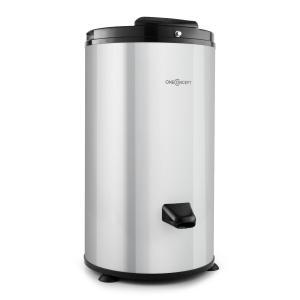 WS-3500 Wäscheschleuder 6 kg 3200 U/min Edelstahl silber Weiß