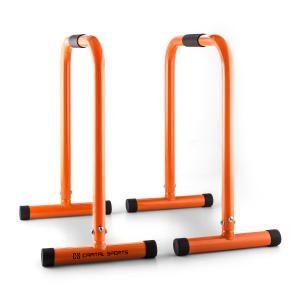 Alongs Parallettes Core-Trainer Fitness Equalizer Orange Orange
