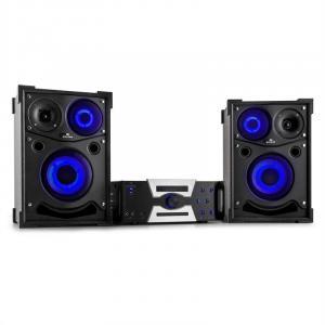 Hotrod 4000 All-In-One-Audiosystem 1200Wmax BT CD/DVD HDMI USB AUX
