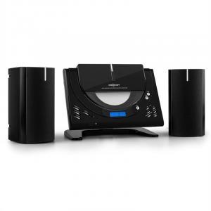 Vertical 80 Stereoanlage CD USB MP3 AUX schwarz