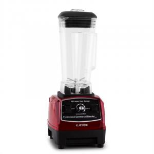 Herakles-2G-R Standmixer 1200W 1,6 PS 2L Green Smoothie BPA-frei Rot
