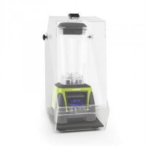Herakles 8G Standmixer Grün mit Cover 1800W 2,4 PS 2 Liter BPA-frei Grün