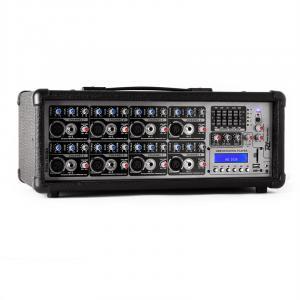 PDA-C808A 8-Kanal Power-Mixer 800 W
