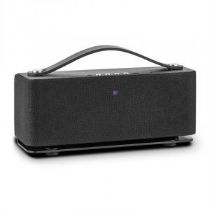 Sound Steel Bluetooth-Lautsprecher gebürstetes Aluminium schwarz
