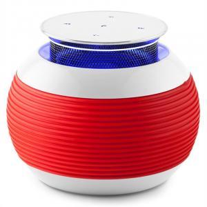 TES105 Bluetooth-Lautsprecher Bluetooth AUX rot