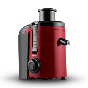 Juice Ninja Entsafter Saftpresse 250W 11.000U/min rot
