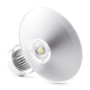 High Bright LED-Hallenstrahler Fluter Industriebeleuchtung 100W Alu