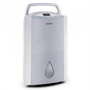 Drybest 20 Luftentfeuchter Luftreiniger 20l/24h silber-weiß Grau