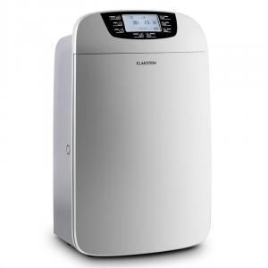 Drybest 35 Luftentfeuchter Luftreiniger 35l/24h helles Silber