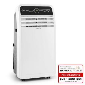 Metrobreeze 9 New York City mobile Klimaanlage 2,65 kW 9000 BTU/h Timer weiß Weiß