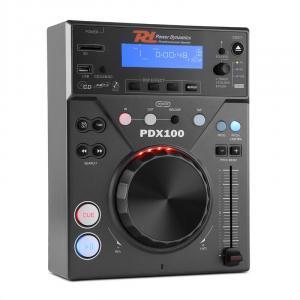 PDX100 DJ-CD-Player CD USB SD MP3