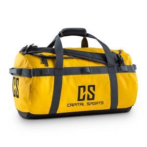 Journ S Gelb Sporttasche 45l Rucksack wasserabweisend