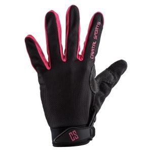 Nicetouch XS Pink Sporthandschuhe Trainingshandschuhe Kunstleder Pink | S