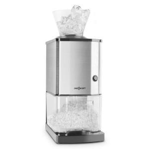 Icebreaker Ice Crusher 15kg/h 3,5Liter Eisbehälter Edelstahl Silber