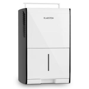 Drybest 10 Luftentfeuchter Luftfilter Kompressor 10l/24h weiß-grau