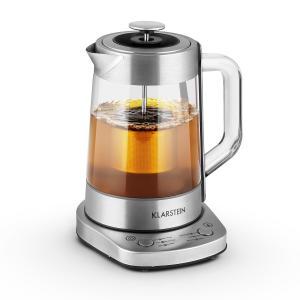 Assam Express Wasserkocher Teekocher 1,5 Liter 1500W Edelstahl Teesieb