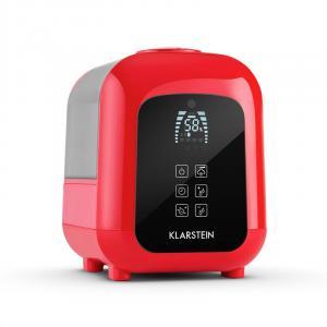 Sevilla Luftbefeuchter Ionisator Aromafunktion Ultraschall 4,5l rot Rot