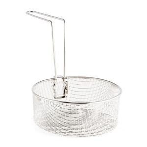 Frittierkorb für Hotpot Multi Cooker 1,5 l 17x6,5 cm Griff Stahl