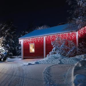 Dreamhouse Snow Lichterkette 24m 480 LED kaltweiß Snow Motion