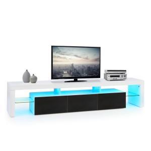 Orlando Lowboard TV Board LED-Stimmungslicht Farbwechsel