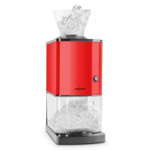 Icebreaker Ice Crusher 15kg/h 3,5 Liter Eisbehälter Edelstahl rot Rot