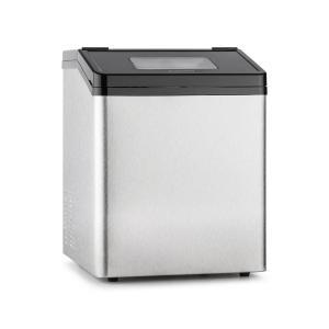 Powericer ECO 3 Eiswürfelmaschine 450W 30 kg/Tag Edelstahl 3 kg