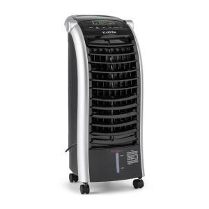 Maxfresh BK Ventilator Luftkühler 6L  65W Fernbedienung 2 x Eispack Schwarz