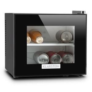 Frosty Mini-Kühlschrank 10 Liter 65W Klasse B schwarz