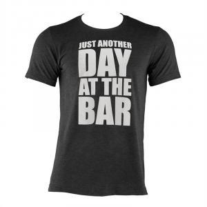 Trainings-T-Shirt für Männer Size XL Schwarz Schwarz | XL