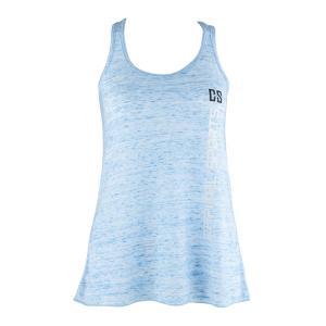 Trainings-Top für Frauen Size M Blau marmoriert Blau | M