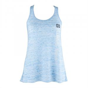 Trainings-Top für Frauen Size XL Blau marmoriert Blau | XL