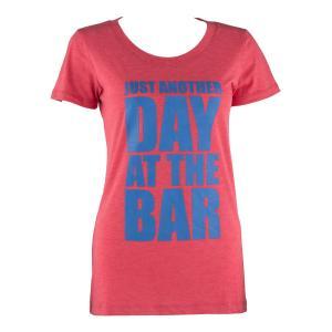 Trainings-T-Shirt für Frauen Size XL Rot Rot | XL