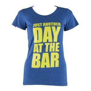 Trainings-T-Shirt für Frauen Size S True Royal S