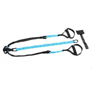 Hitchrock Schlingentrainer Befestigungsschlaufe Türhaken blau