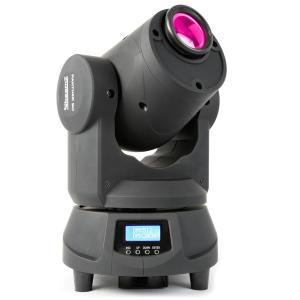 Panther 50 Led Spot Movinghead Lichteffektgerät 9 Gobos 7 Farben