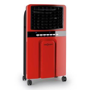 Baltic Red Luftkühler Ventilator 65 W 400 m³/h Fernbedienung Rot