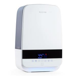 Nibelheim Ultraschall-Luftbefeuchter Ionisator 5,6l UV weiß Weiß