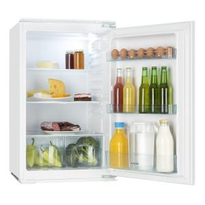 Coolzone 130 Einbaukühlschrank A+ 130 l 54x88x55 cm weiß Weiß   130