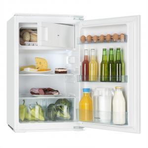 Coolzone 120 Einbaukühlschrank 105L Kühlschrank 15L Gefrierfach A+ Weiß | 120