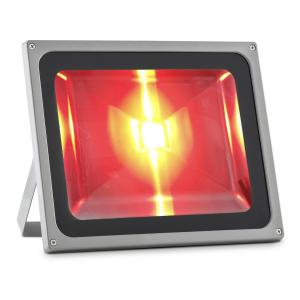 Fabulux 50W LED-RGB-Flutlichtstrahler Fluter Aluminium 50 Watt IP65