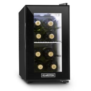 Beerlocker S Mini-Kühlschrank 21 Liter Klasse A+ schwarz