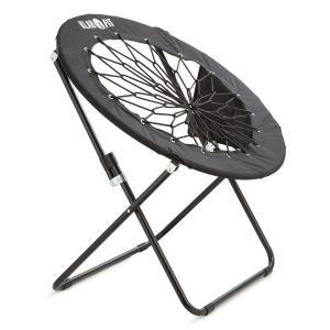 Bounco Bungee Chair Stuhl 81x41/85 cm schwarz