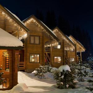 Dreamhouse Classic LED-Lichterkette Eiszapfen 24m 480 LEDs warmweiß