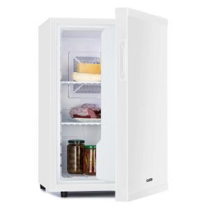 Beerbauch Kühlschrank Minibar Zimmerkühlschrank 65 l Klasse A weiß Weiß