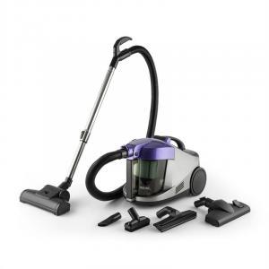 Aquapura Wasserstaubsauger Nass-/ Trockenreinigung HEPA 1200W lila Lila