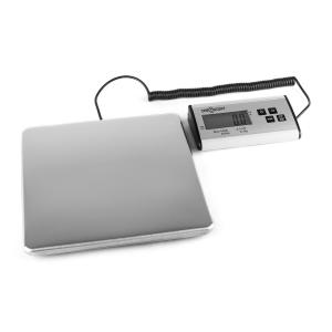Marketeer digitale Paketwaage 200kg/100g 27x27cm