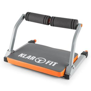 Abhatch AB Core Trainer Bauchmuskeltrainer Allround-Trainer grau/orange Orange