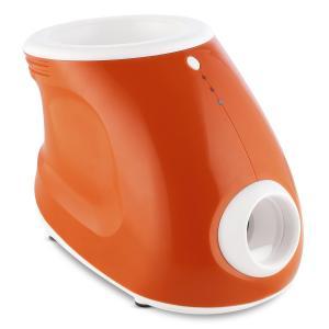Ballyhoo Ballwurfmaschine für Hunde 3 Weiten 3 PU-Bälle