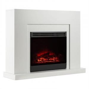 Blanca Elektrischer Kamin LED-Flammensimulation 750/1500 W 5000 BTU