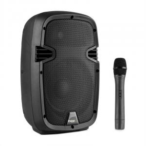 HYBRID8VHF-BT aktiver PA-Lautsprecher Bluetooth USB SD VHF